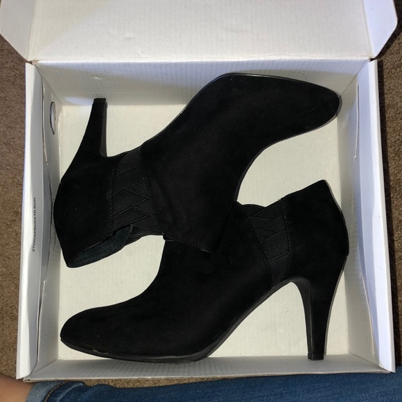 ARIANAH High Heel Pointed Court Shoe caramel | Dune London
